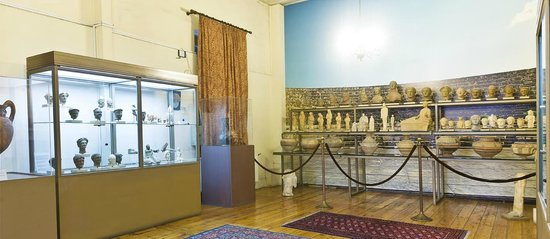 Pierides Museum - Bank of Cyprus Cultural Foundation: Historic Period