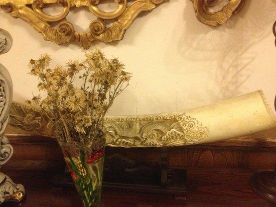 Hotel Firenze :                   hall