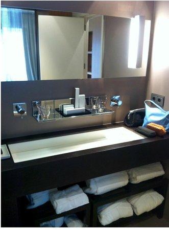 Valbusenda Hotel Bodega & Spa: Baño