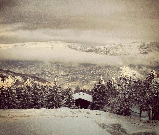 Dolomiti Chalet Family Hotel:                   Panoramica dalla Stanza