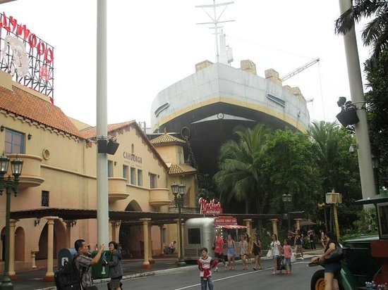 Madagascar Ship