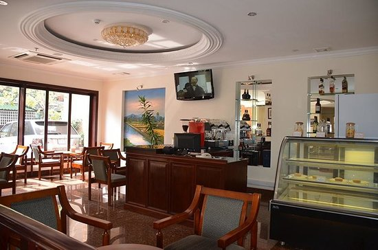 Cardamom Hotel Coffee Lounge Picture Of Cardamom Hotel Phnom Penh