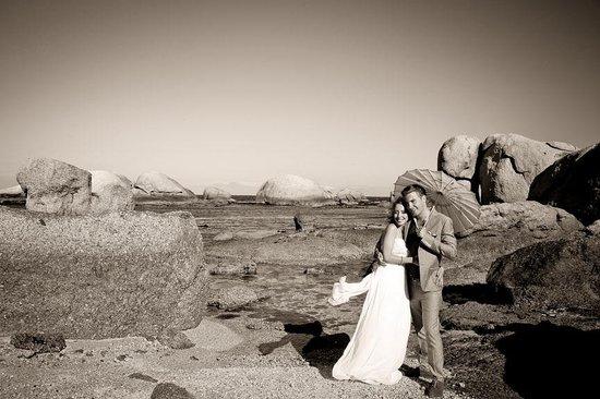 Bosky Dell :                   Windmill Beach Wedding