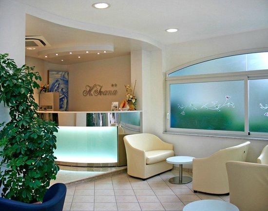 Hotel Ivana :                                     Alla receptions