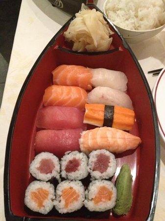 Osaka : sushis