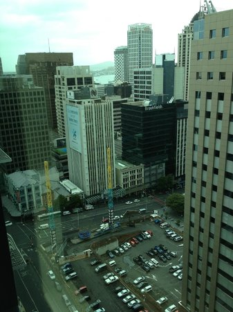 SKYCITY Grand Hotel: View from the room