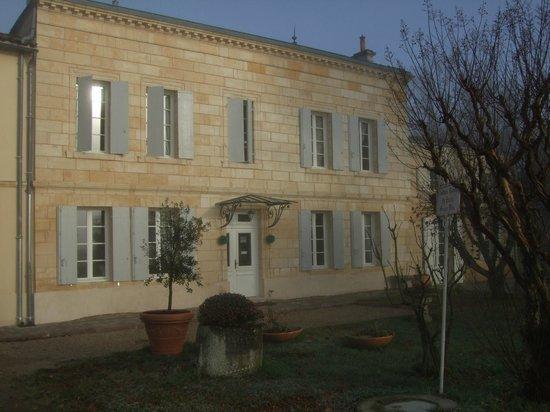 Château Franc Grâce-Dieu : FRANC GRACE DIEU