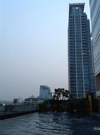 Novotel Bangkok Ploenchit Sukhumvit:                   pool