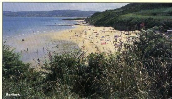 The Cherries:                   View of Benllech Beach