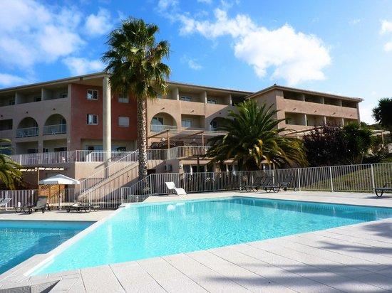Adonis Saint Florent - Résidence Citadelle: SwimmingPool