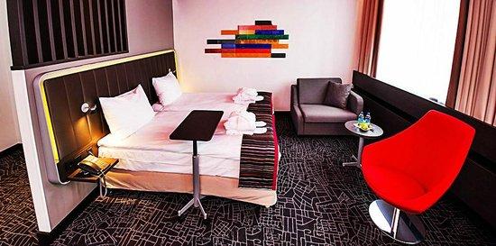 Park Inn by Radisson Central Tallinn: Park Inn Tallinn Superior Room