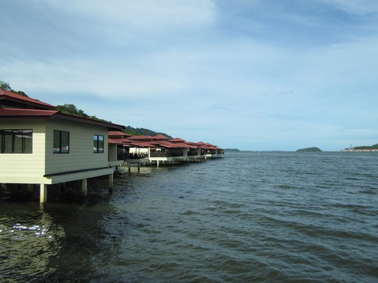 Mangrove Paradise Resort :                   Rooms with wonderful view