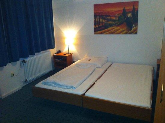 Waldhotel Unterbach : nicht wirklich Business