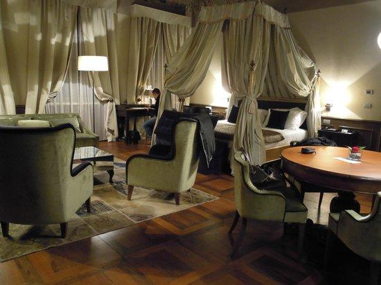 Palazzo Righini:                   Suite