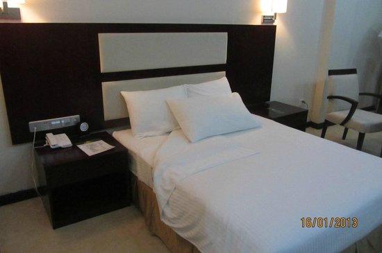 Harmony Hotel:                   room