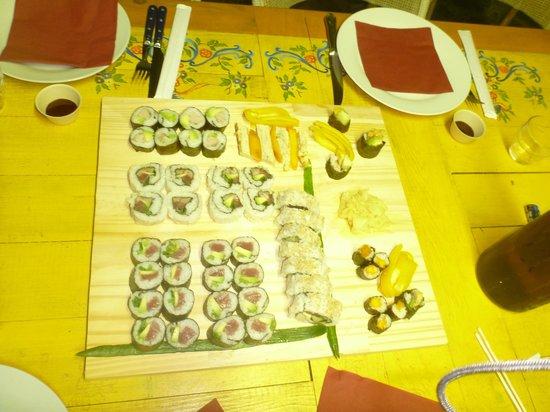 Maloni Hotel :                   Félicitations à la cuisinière