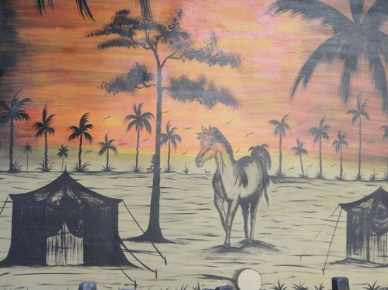 فندق شهرزاد:                   art                 
