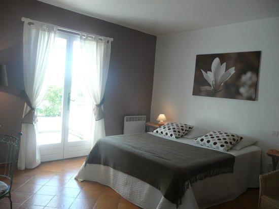 Le Lantana:                   notre chambre