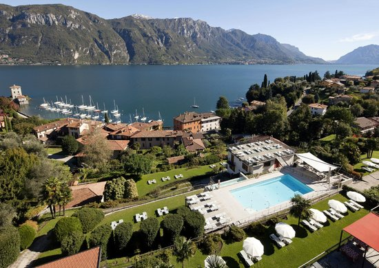 Hotel Belvedere Bellagio: Overview of the Hotel Belvedere & Lake Como