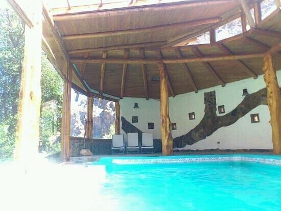 Santuario del Rio:                   spa