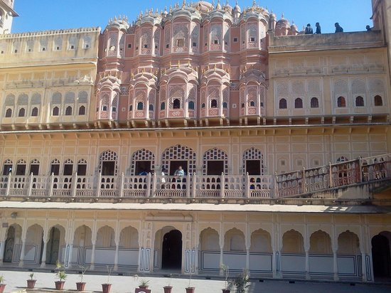 Kothi Anandam:                   Hawa mahal, Jaipur