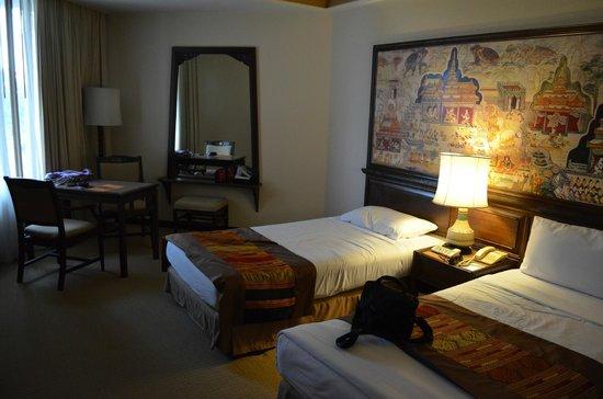 Wiang Inn Hotel:                   Comfortable room