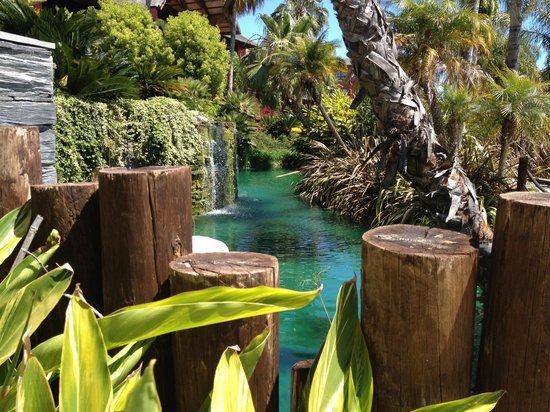 Asia Gardens Hotel & Thai Spa, a Royal Hideaway Hotel:                   los jardines