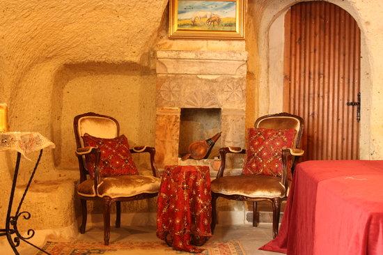 Cave Art Cappadocia: cave art