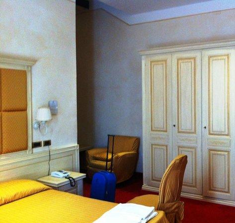 Grand Hotel Milano :                   camera
