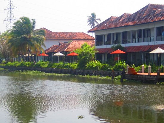 Citrus Retreats Alleppey:                   Front Veiw