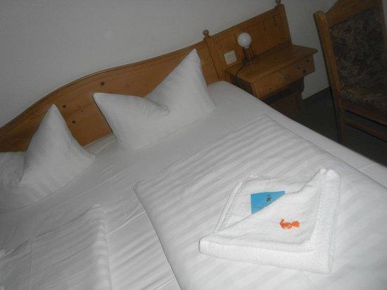 Hotel Schwarzbeerschänke: DZ