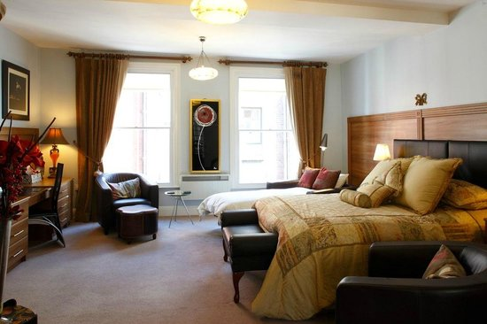 The Merchant House: The W.B.Yeats Suite