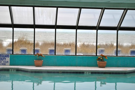Ocean Park Resort, Oceana Resorts:                   Wonderful Pool Area