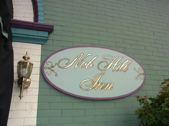 The Nob Hill Inn:                   nob hill inn