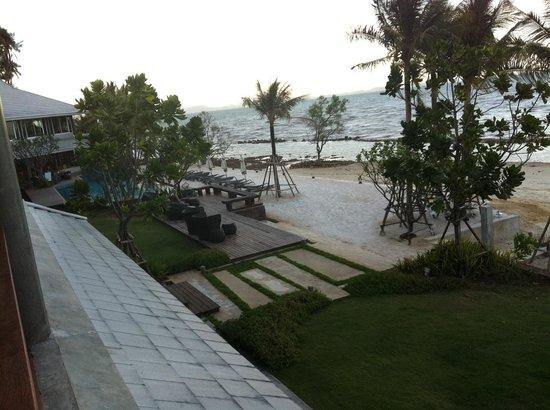 Na Tara Resort:                   balcony view