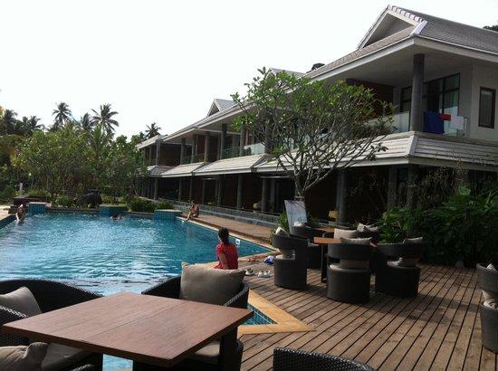 Na Tara Resort:                   pool