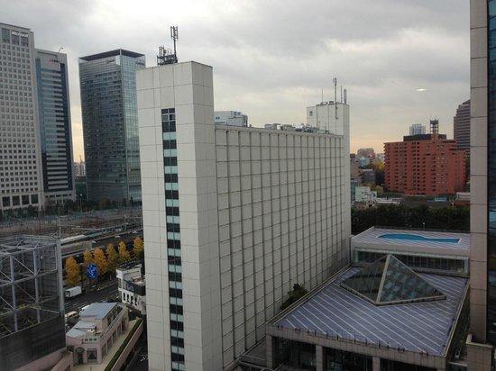 Shinagawa Prince Hotel Tokyo:                   外観