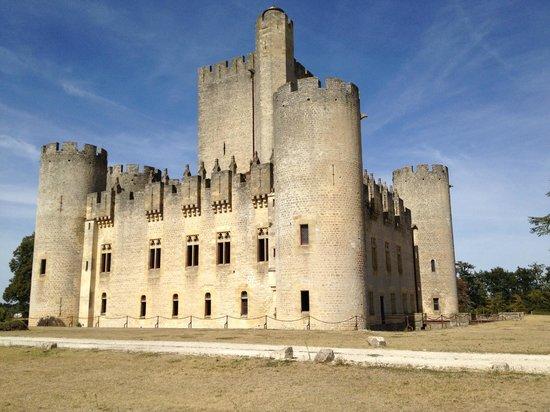 Le Château de Roquetaillade : La Roquetaillade