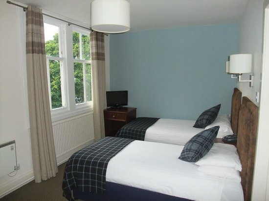The Craiglynne Hotel:                   2-er Zimmer