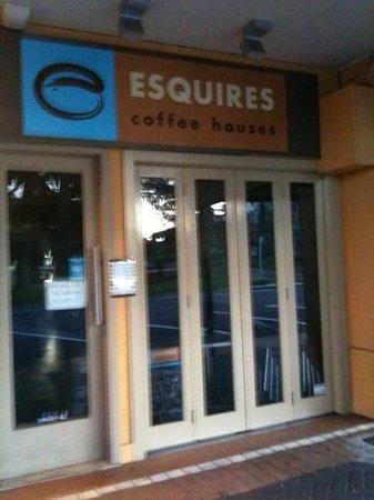 North Shore, New Zealand:                   Esquires Devonport