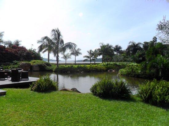 Speke Hotel:                   gardens