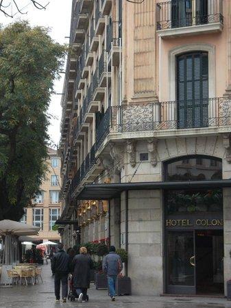 Colon Hotel:                                     L'hôtel
