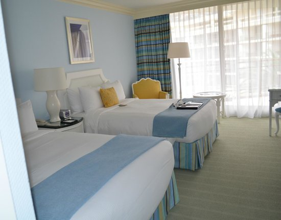 Fairmont Monte Carlo:                   Standart Room