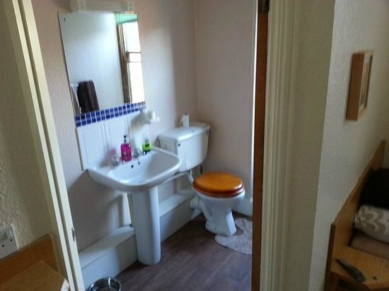 Honeydew Guesthouse:                   Nice clean bathroom