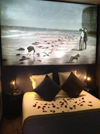 Montmartre Mon Amour:                                     très romantique!