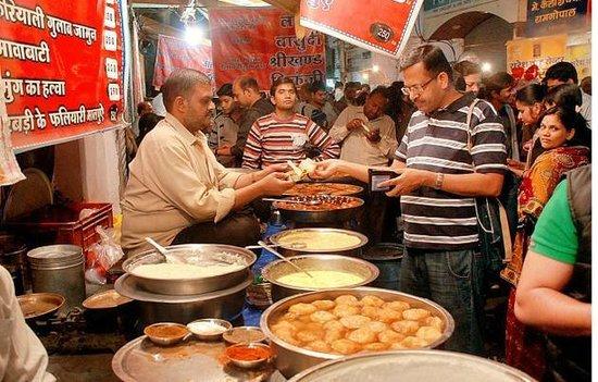 Late Night Street Food In Bangalore