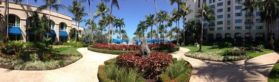 The Ritz-Carlton, San Juan:                                     Para, para, paradise! :)                                  