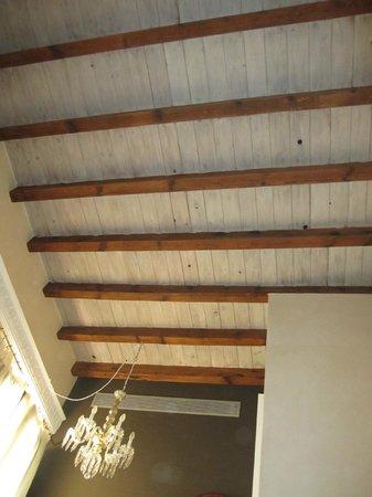Hotel Casa 1800 Sevilla: techos