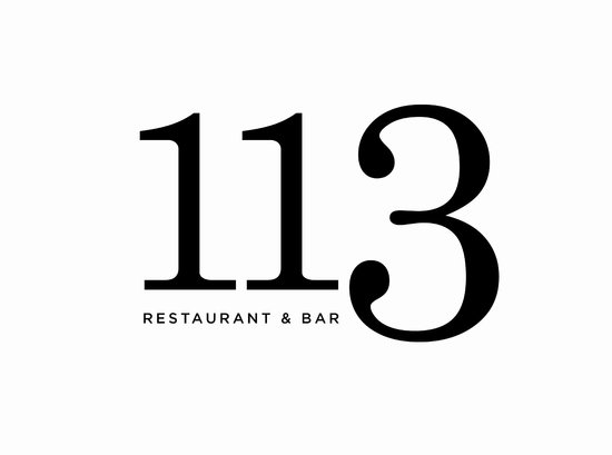 113 Restaurant and Bar: 113 Restaurant & Bar logo