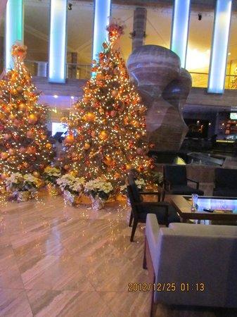 InterContinental Miami:                   En Navidad!!!!
